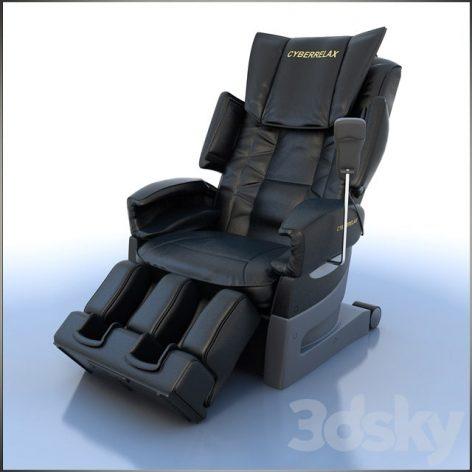 آبجکت صندلی ماساژ