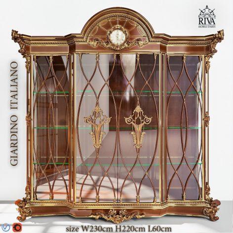 آبجکت ویترین کلاسیک