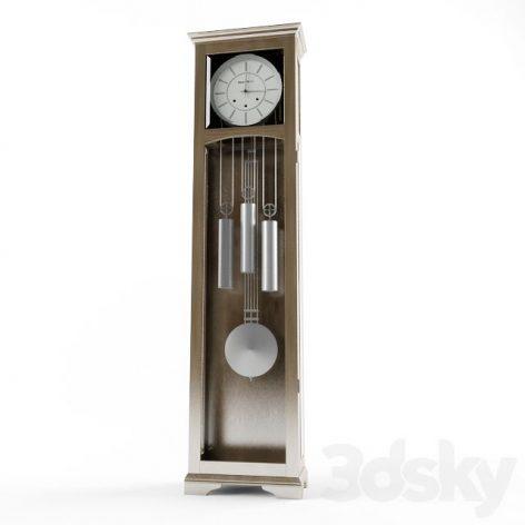 آبجکت ساعت دیواری کلاسیک