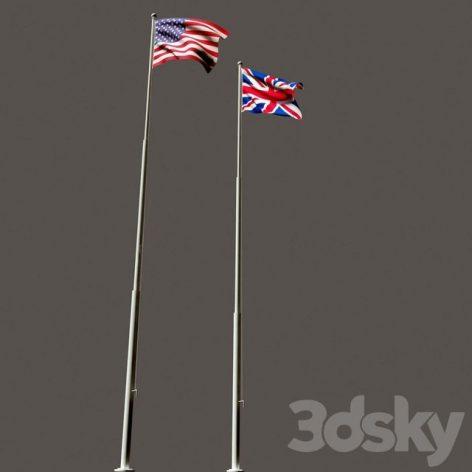 آبجکت پرچم