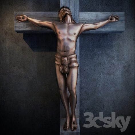 آبجکت آماده صلیب 1