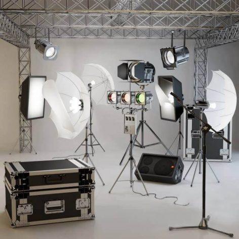 آبجکت تجهیزات عکاسی