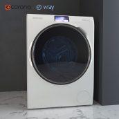 آبجکت ماشین لباسشویی