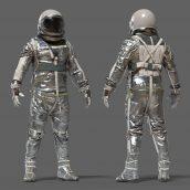 آبجکت فضانورد