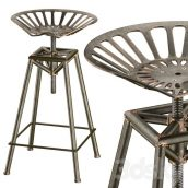 آبجکت صندلی فلزی