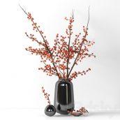مدل سه بعدی گلدان دکوری 1