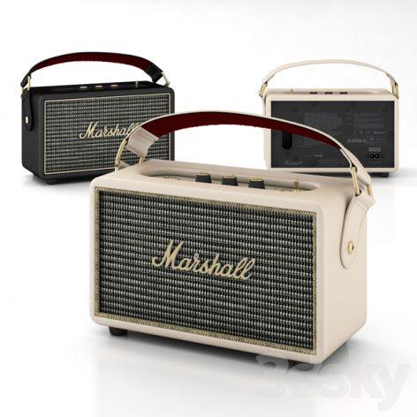 مدل سه بعدی رادیو قدیمی