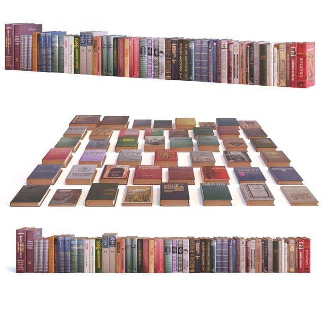 آبجکت کالکشن کتاب