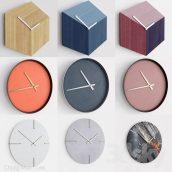 مدل سه بعدی کالکشن ساعت
