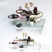 مدل سه بعدی میز قهوه 2