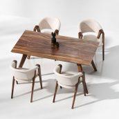 آبجکت میز و صندلی