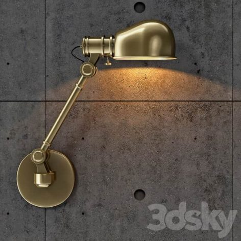 آبجکت چراغ