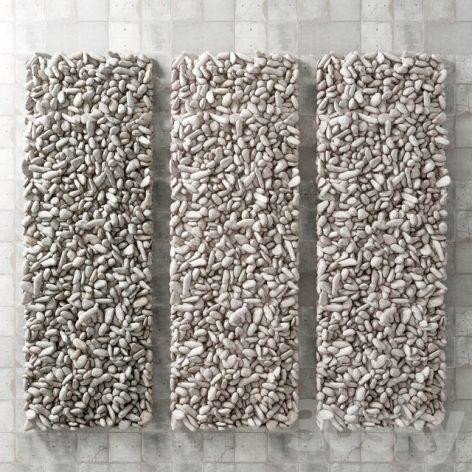 مدل سه بعدی سنگ ریزه 1