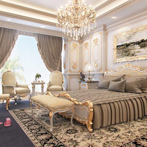 مدل سه بعدی اتاق خواب 152
