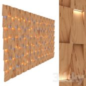مدل سه بعدی پانل