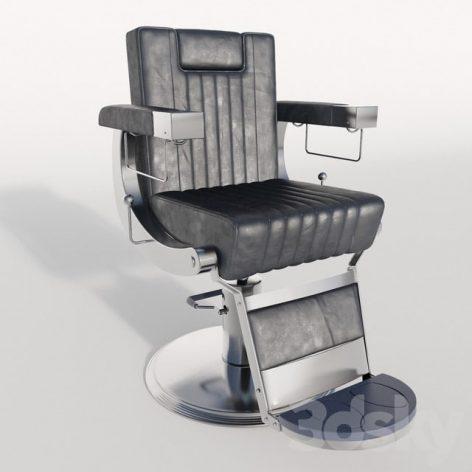 آبجکت صندلی آرایشگاه