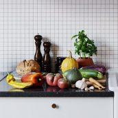 مدل سه بعدی سبزیجات پک 1