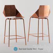 مدل سه بعدی صندلی بار