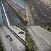 Turbosquid - Detailed Roads Collection
