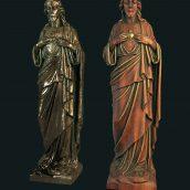 دانلود آبجکت مجسمه حضرت مسیح