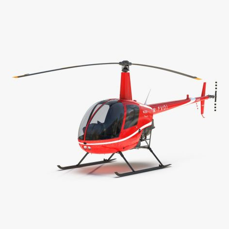 دانلود آبجکت هلیکوپتر