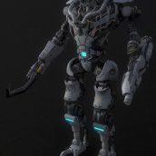 دانلود آبجکت ربات جنگجو