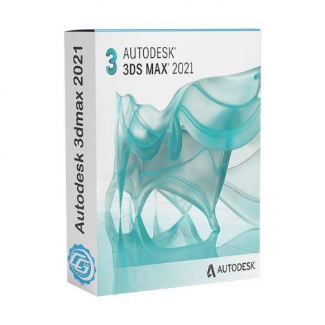 دانلود نرم افزار تری دی مکس نسخه 2021