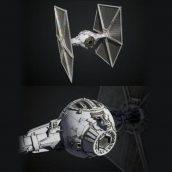 دانلود آبجکت ماهواره فضایی