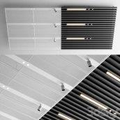 دانلود مدل سه بعدی سقف کاذب