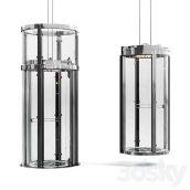 دانلود مدل سه بعدی آسانسور شیشه ای
